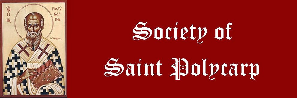 Society of Saint Polycarp