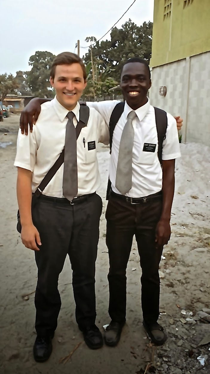 Elder Masse in the Congo!
