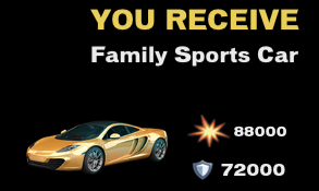 Family Sports Car 24-Hour LTQ Prize