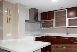 Piso en venta de tres dormitorios en Montealto, garaje. 290.000€