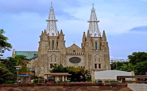 Gereja Katedral Semarang
