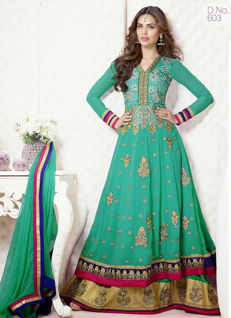 Anarkali dress buy online