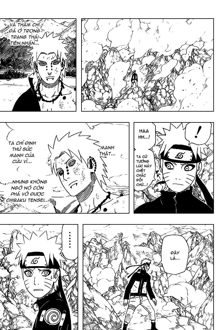 Naruto chap 441 Trang 6 - Mangak.info