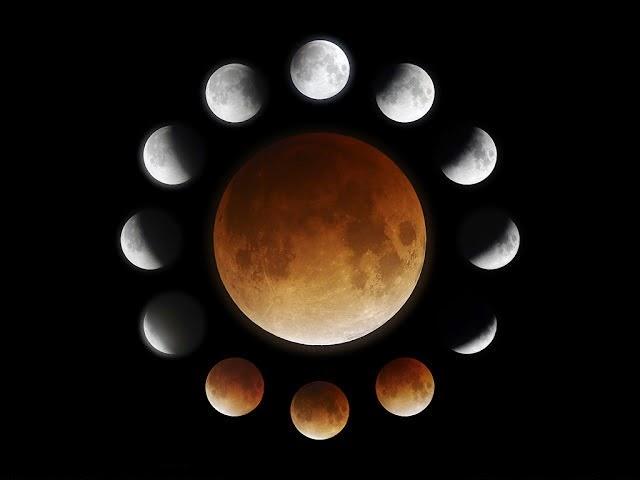 Isis alada las 28 mansiones lunares for En que luna estamos