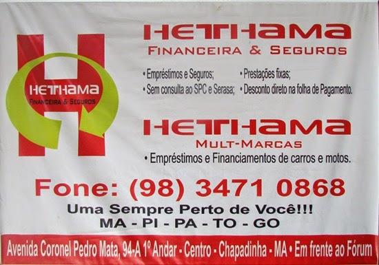 HETAMA FINANCEIRA