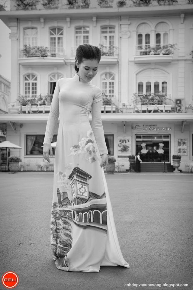 Sài Gòn Áo Dài Ơi