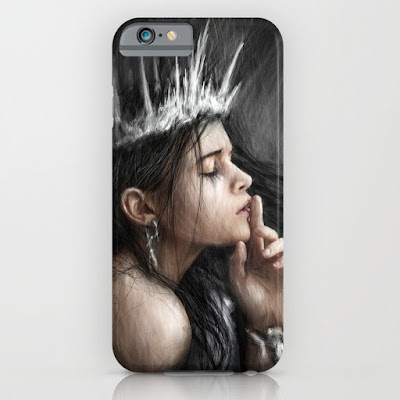 iPhone case from Society6