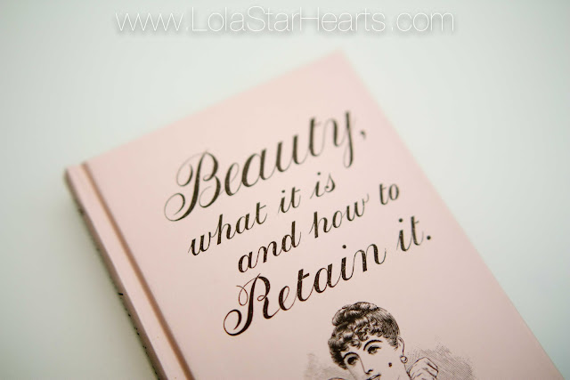beauty what it is and how to retain it book christmas xmas gift for her