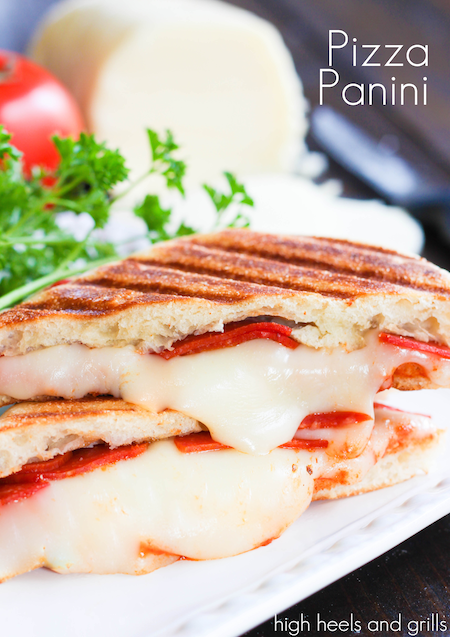 combine my love for both paninis and pizza i quickly learned that that ...