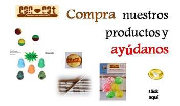 Ayúdanos comprando nuestros productos