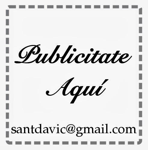 ¿Quieres anunciarte en mi blog?