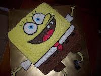 3D- Spongebob