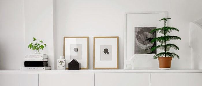 Hommie la vie en white for Eveline interieur