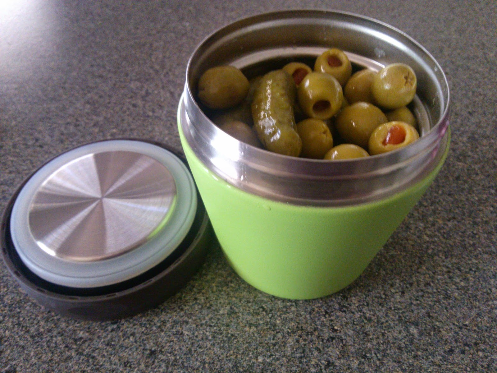 MIRA Stainless Steel Insulated Food Jar Review