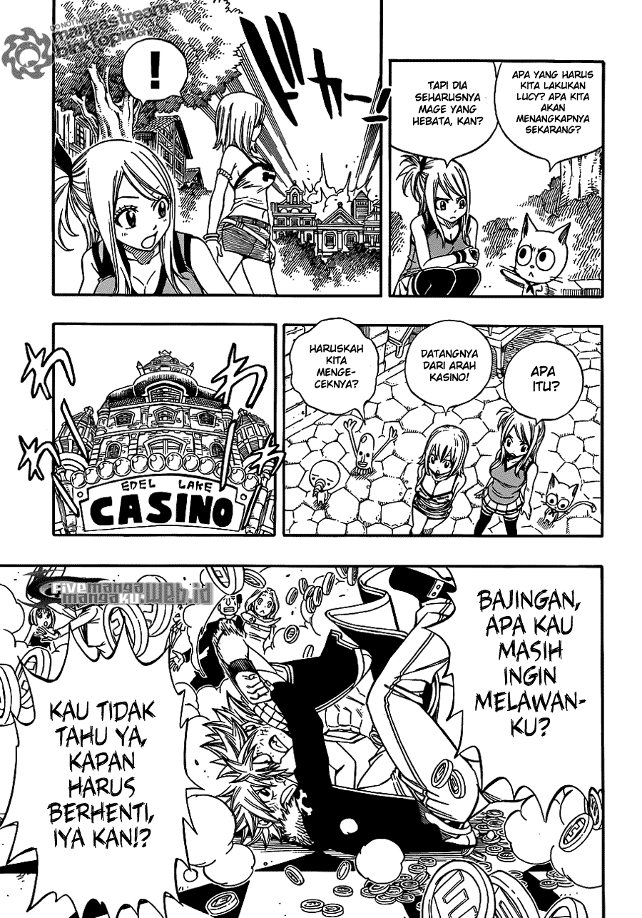 Fairy Tail x rave page 16