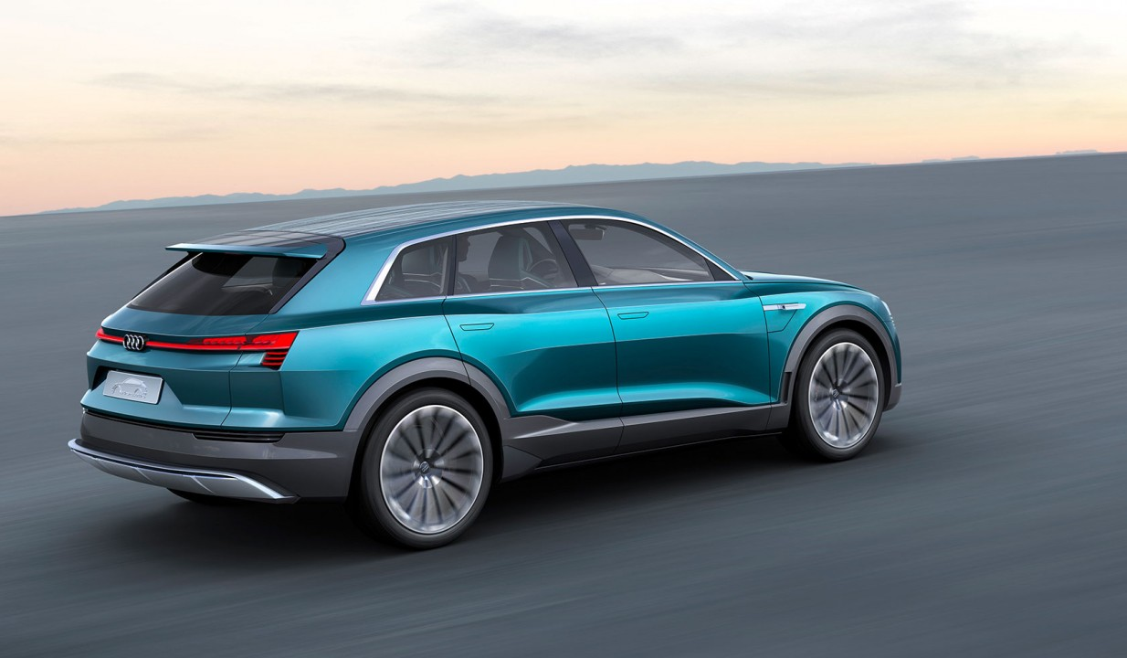 2018 audi electric suv. plain audi 2018 audi etron suv quattro electric vehicle concept video   news on audi electric suv