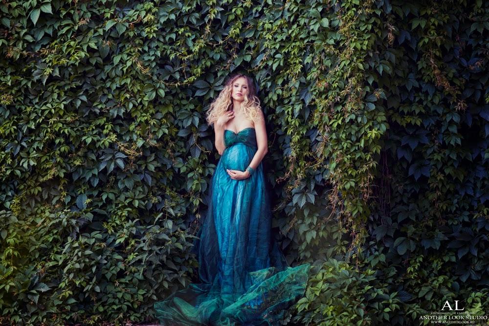 красивая фотосессия беременность