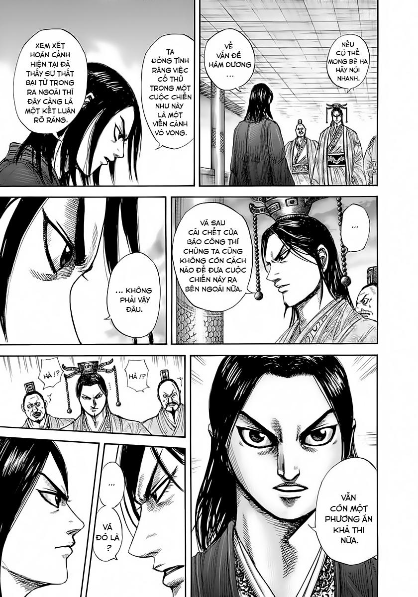 Kingdom – Vương Giả Thiên Hạ (Tổng Hợp) chap 327 page 6 - IZTruyenTranh.com