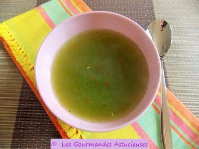 Comment faire une soupe avec une machine à laits végétaux ?