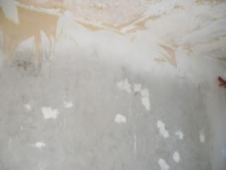 peinture apr s papier peint