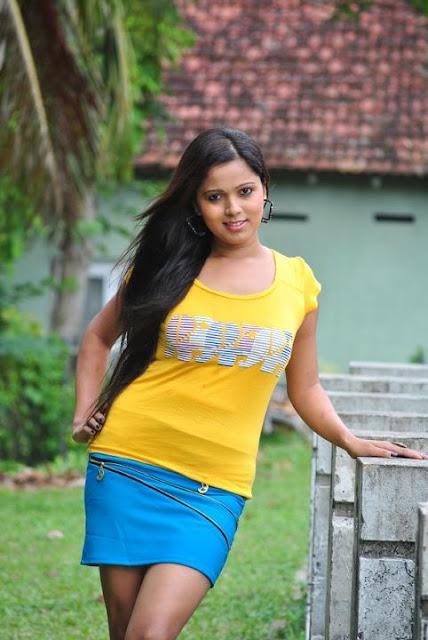 Naked Passion Girl: Nethu Priyangika Hot Photoshoot