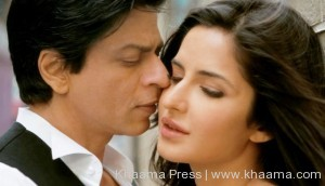 Shahrukh Khan & Katrina recognized Times Celebex top rankers.