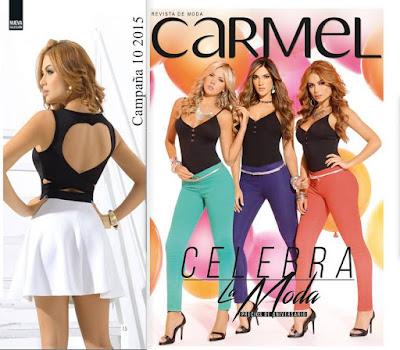Catalogo Carmel Campaña 10 2015