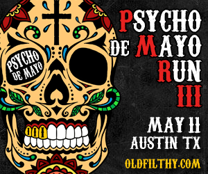 Psycho de Mayo Run 3