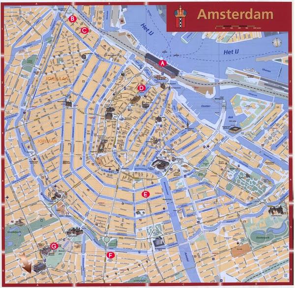 4 Jours 224 Amsterdam 4 Days In Amsterdam 4 Dagen In