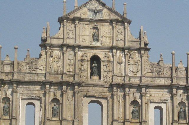 Ruinas de San Pablo, Macao