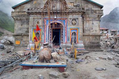 கேதர்நாத் சிவன் கோயில்ப்பட்டபாடு-படங்கள்... Kedarnath+after+the+deluge