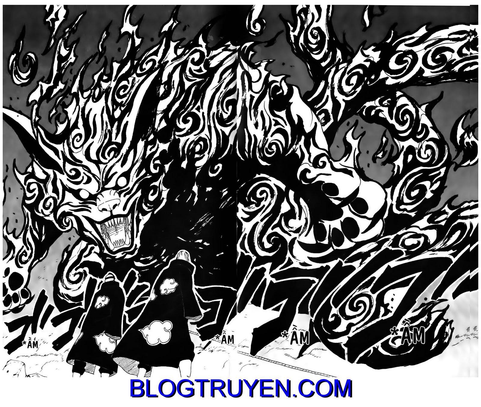 Naruto chap 313 Trang 8 - Mangak.info