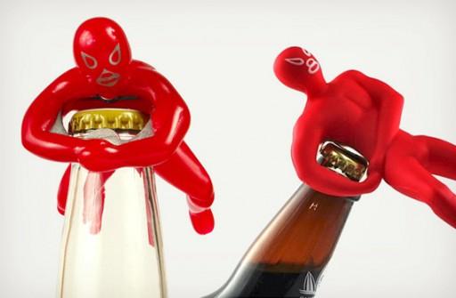 Design Keuken Gadgets : Luchador Bottle Opener