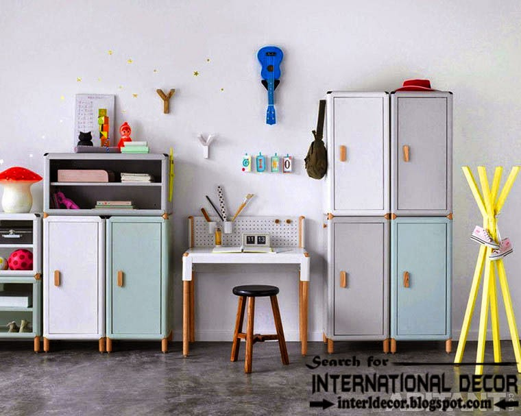 Create Creative Study Space For Kids Room,small Study Space Furniture,  Organizing Ideas