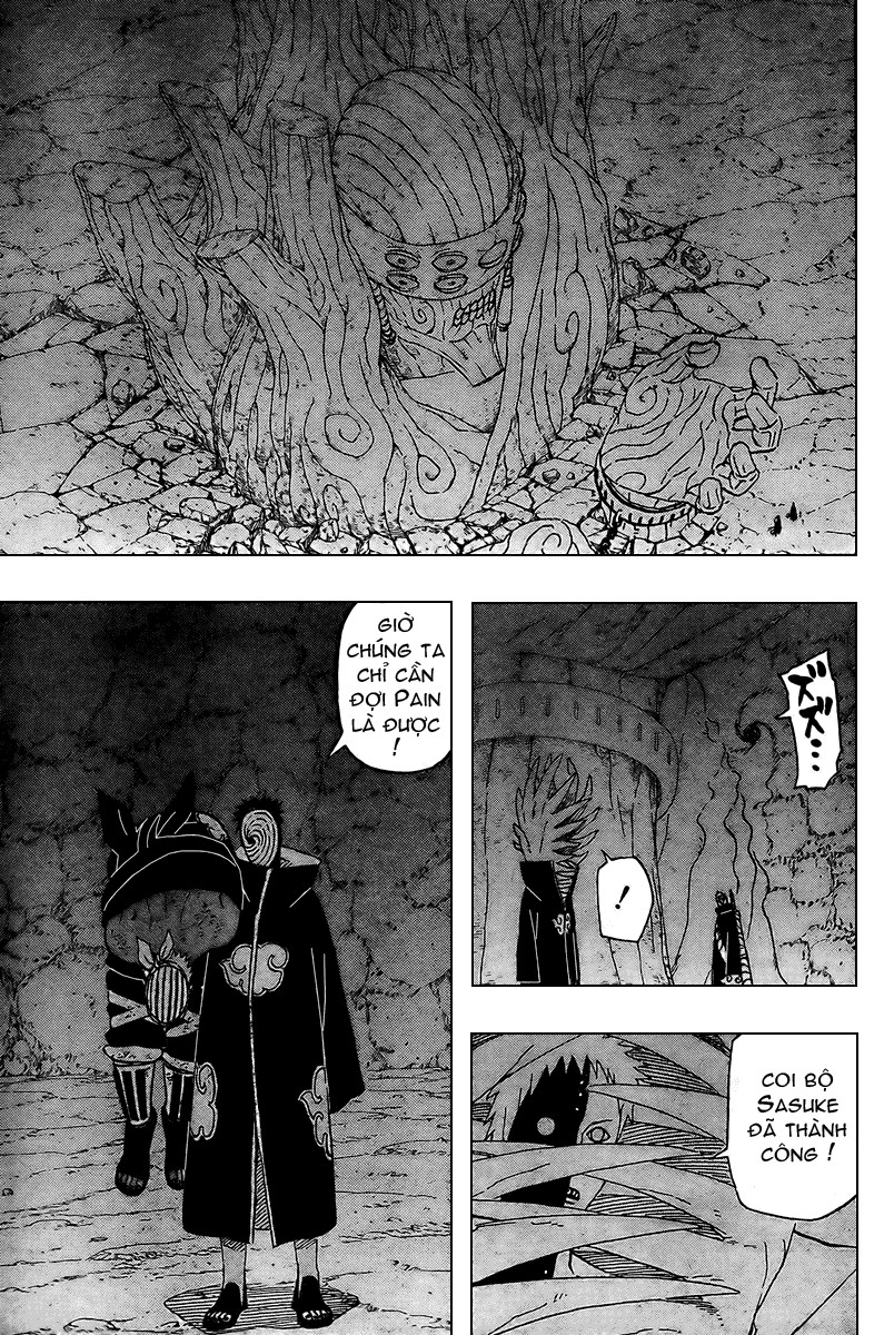 Naruto chap 417 Trang 12 - Mangak.info