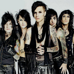 black veil brides lost it all cover
