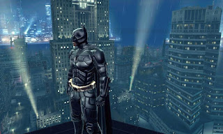 Android & iOS Batman Dark Knight Rises Game screenshot