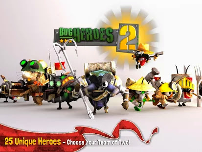 Bug Heroes 2 Apk Obb Android
