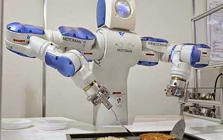 Japan Economic Revitalization Plan Is To Double Manufacturing Robots