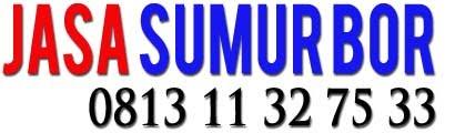 Jasa Sumur Bor Serang | 081311327533