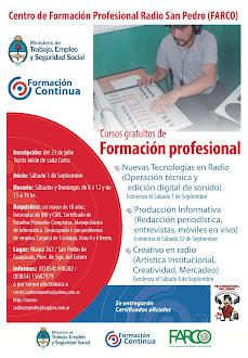 CURSOS DE RADIO 2012