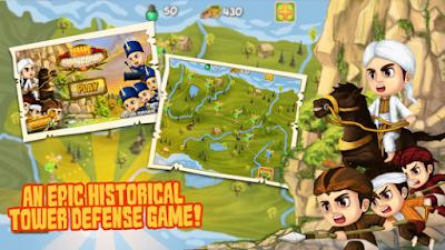Download Game Pangeran Diponegoro - TD APK Terbaru