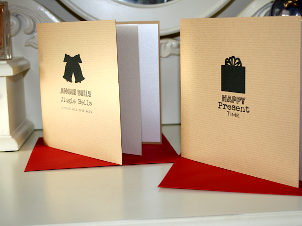 Made With Love Designs Christmas Cards ♥