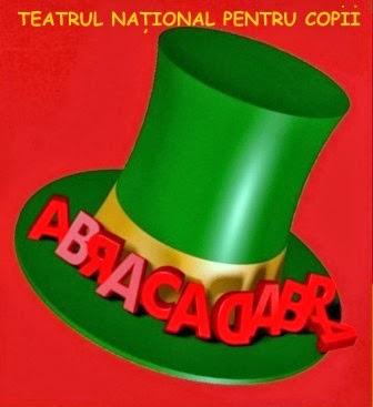 """TEATRUL  NAŢIONAL  PENTRU  COPII       """"ABRACADABRA"""""""