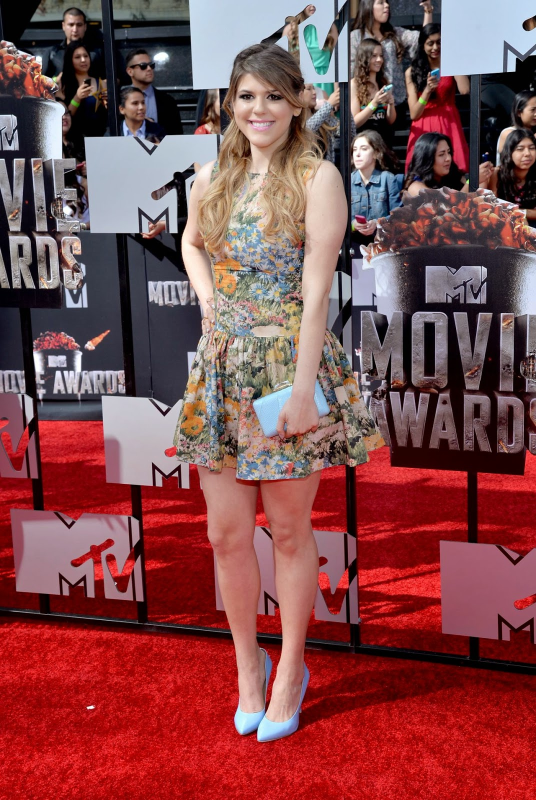 Beauty Beyond Fashion At Mtv Movie Awards 2014
