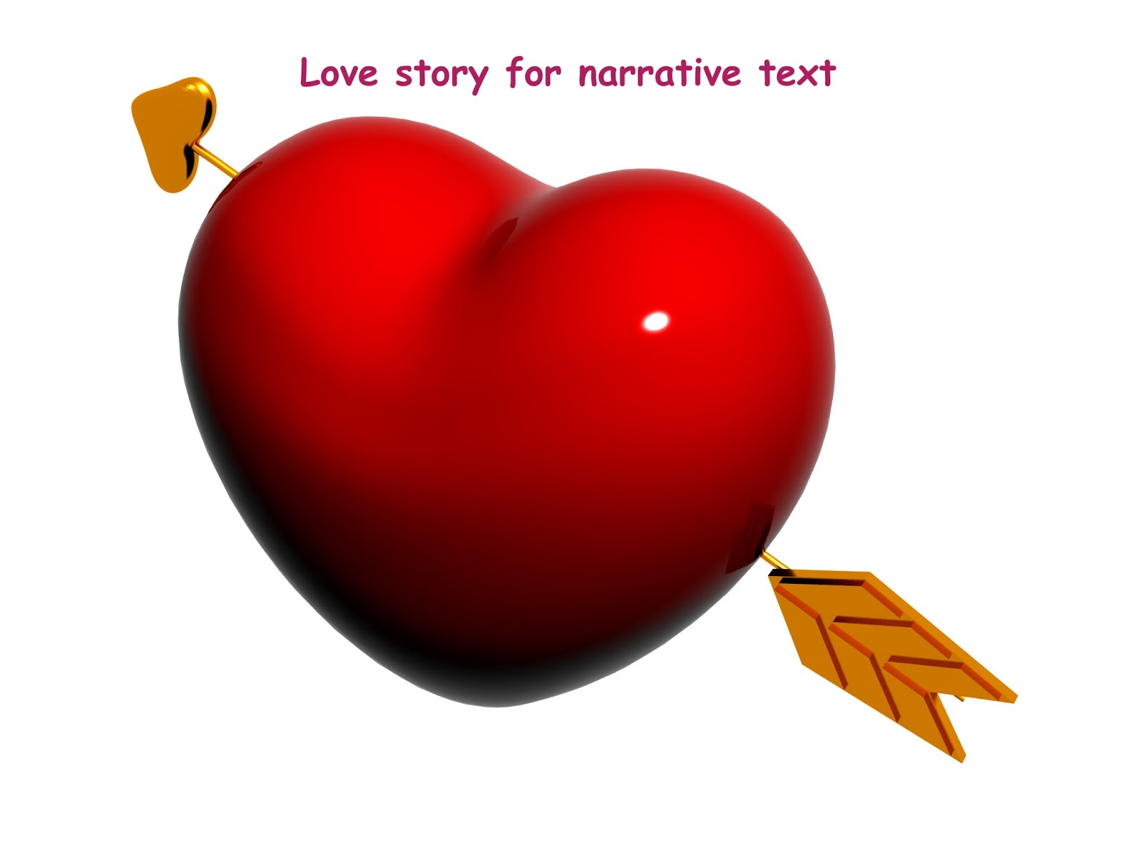 Note: This example of narrative text is based on Romeo and Juliet, a