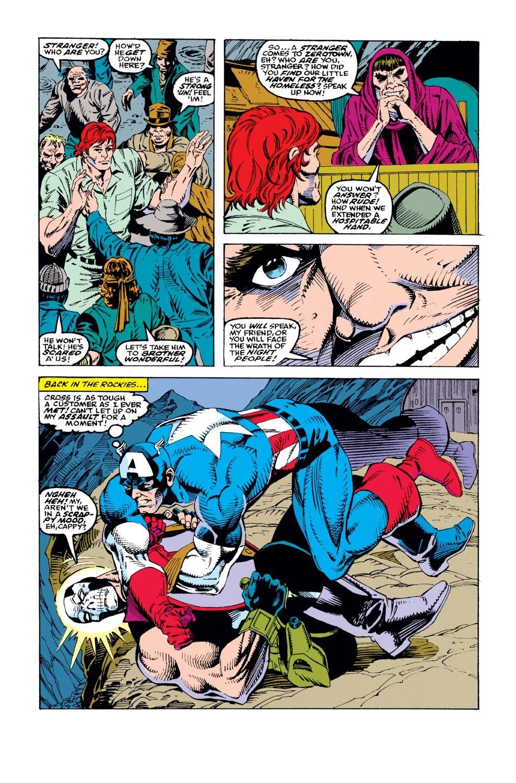 Captain America (1968) Issue #410 #359 - English 9