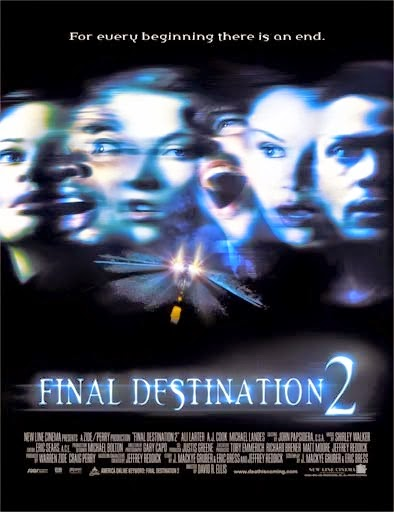 Ver Destino final 2 (2003) Online