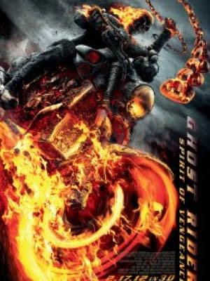 Ma tốc độ phần 2 Ghost Rider: Spirit Of Vengeance