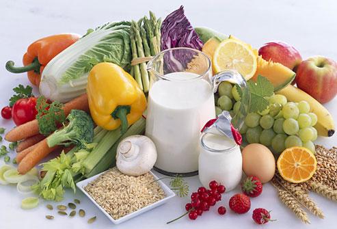 правильное питание чтобы похудеть меню на неделю